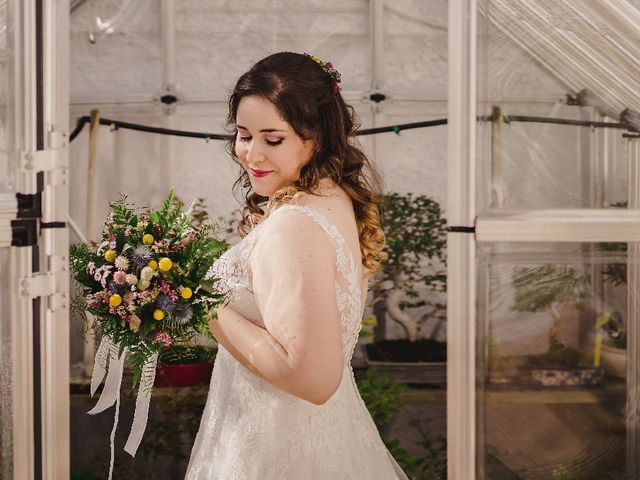 La boda de Flor y Rubén  en Puertollano, Ciudad Real 11