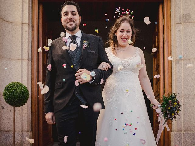 La boda de Flor y Rubén  en Puertollano, Ciudad Real 19