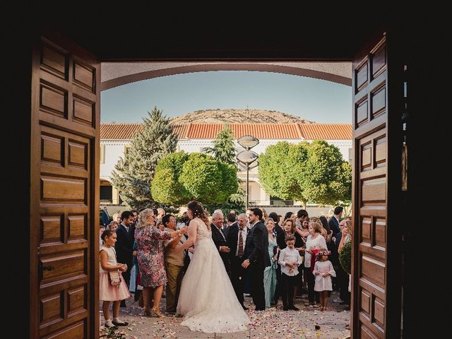La boda de Flor y Rubén  en Puertollano, Ciudad Real 20