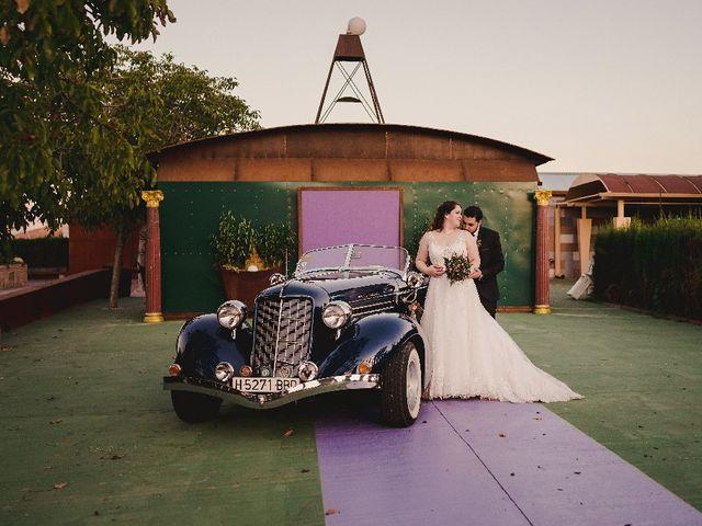 La boda de Flor y Rubén  en Puertollano, Ciudad Real 22