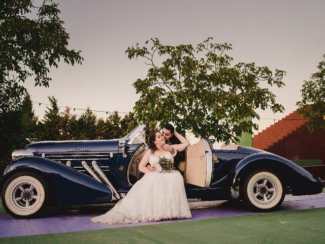 La boda de Flor y Rubén  en Puertollano, Ciudad Real 24