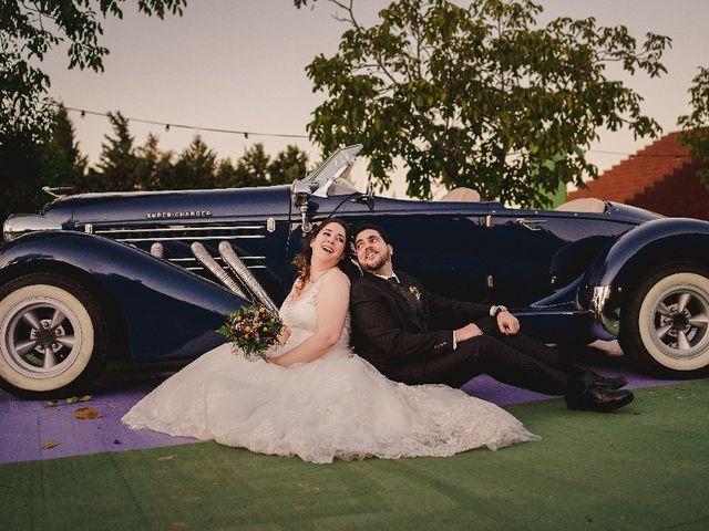 La boda de Rubén  y Flor