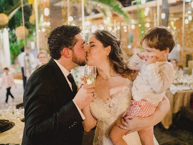 La boda de Flor y Rubén  en Puertollano, Ciudad Real 35