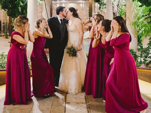 La boda de Flor y Rubén  en Puertollano, Ciudad Real 2