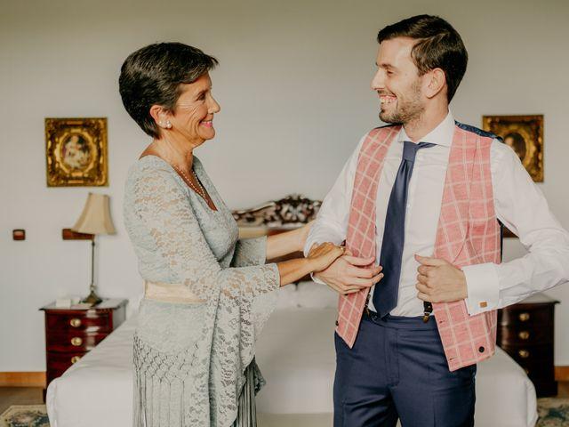 La boda de Silvia y Pablo en Mangiron, Madrid 15
