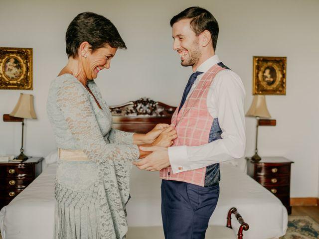 La boda de Silvia y Pablo en Mangiron, Madrid 16