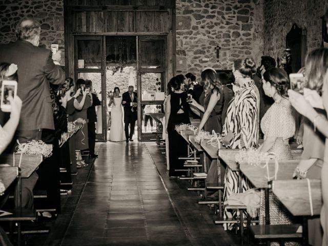 La boda de Silvia y Pablo en Mangiron, Madrid 30