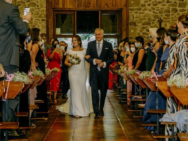 La boda de Silvia y Pablo en Mangiron, Madrid 31