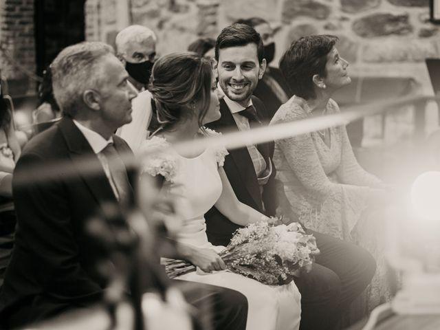 La boda de Silvia y Pablo en Mangiron, Madrid 36