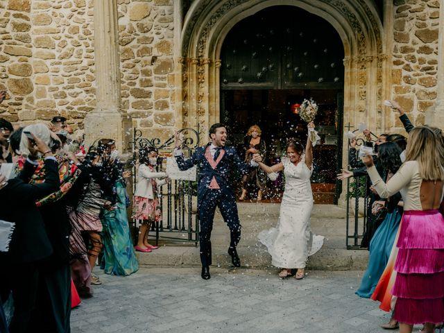 La boda de Silvia y Pablo en Mangiron, Madrid 38