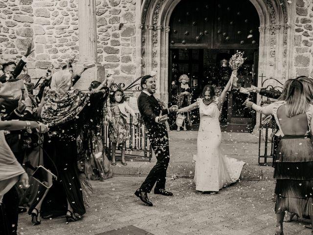 La boda de Silvia y Pablo en Mangiron, Madrid 39