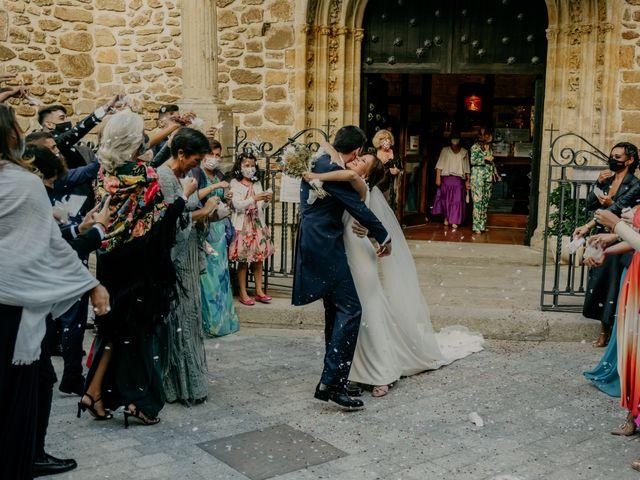 La boda de Silvia y Pablo en Mangiron, Madrid 40