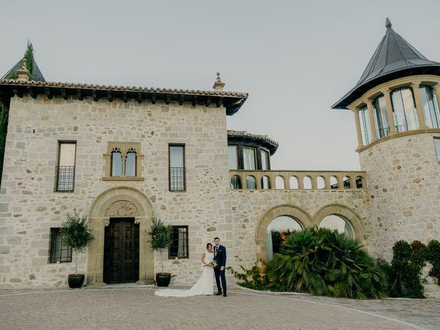 La boda de Silvia y Pablo en Mangiron, Madrid 42