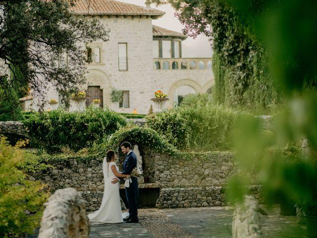 La boda de Silvia y Pablo en Mangiron, Madrid 44