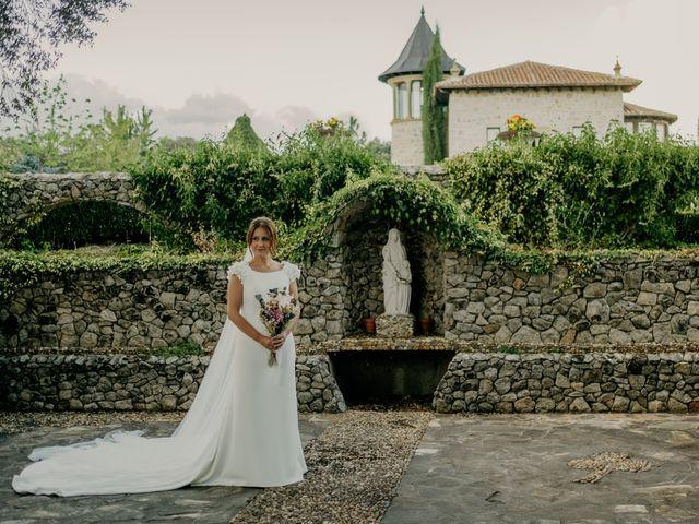 La boda de Silvia y Pablo en Mangiron, Madrid 45