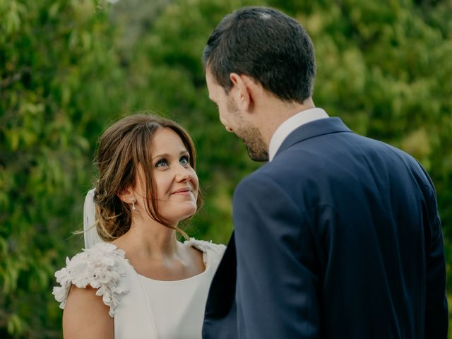 La boda de Silvia y Pablo en Mangiron, Madrid 46