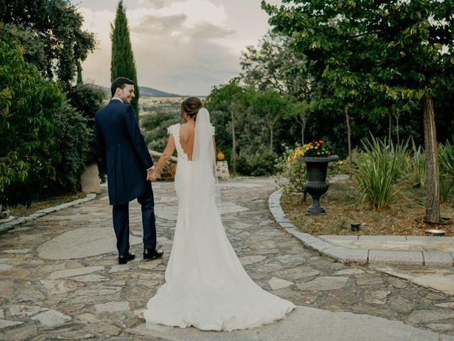 La boda de Silvia y Pablo en Mangiron, Madrid 47
