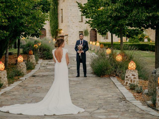 La boda de Pablo y Silvia