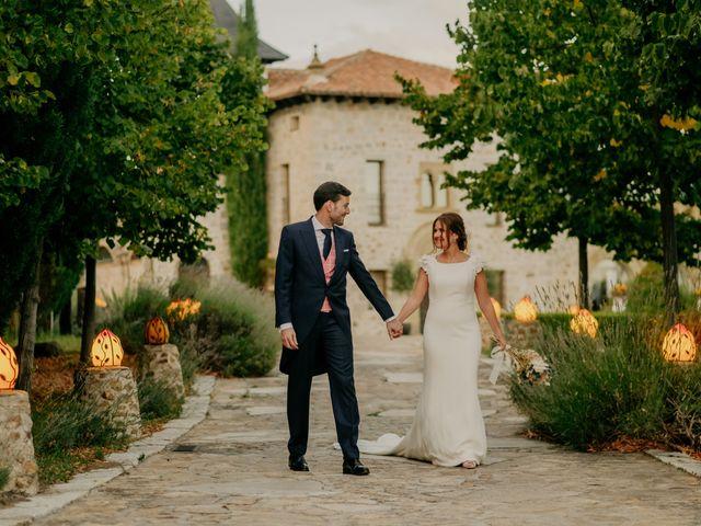 La boda de Silvia y Pablo en Mangiron, Madrid 49