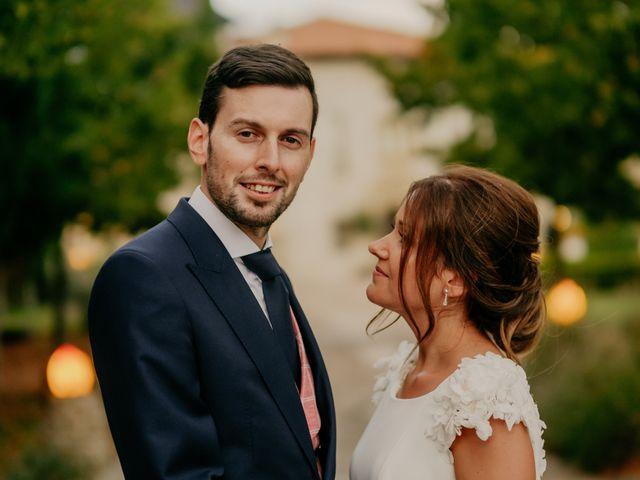La boda de Silvia y Pablo en Mangiron, Madrid 51