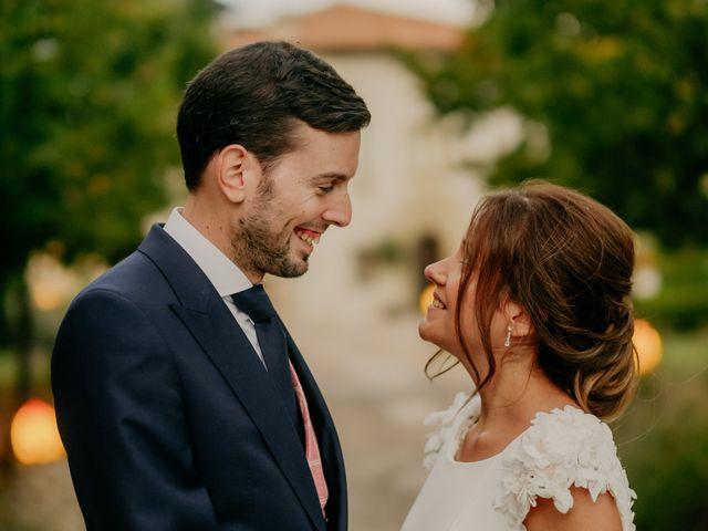 La boda de Silvia y Pablo en Mangiron, Madrid 52