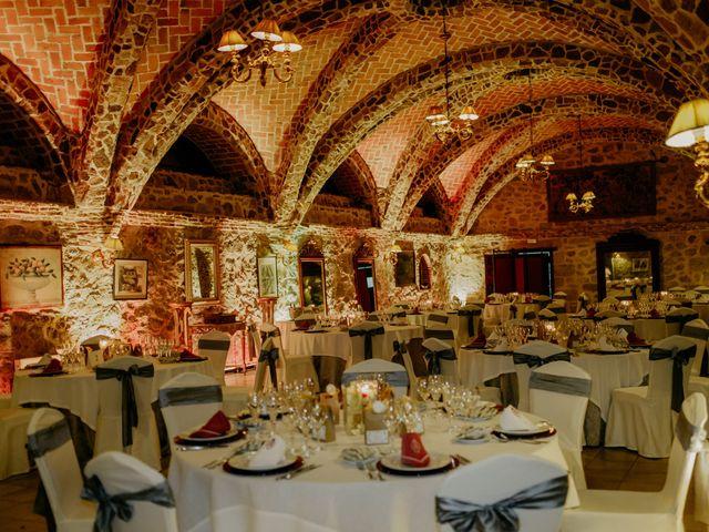 La boda de Silvia y Pablo en Mangiron, Madrid 61