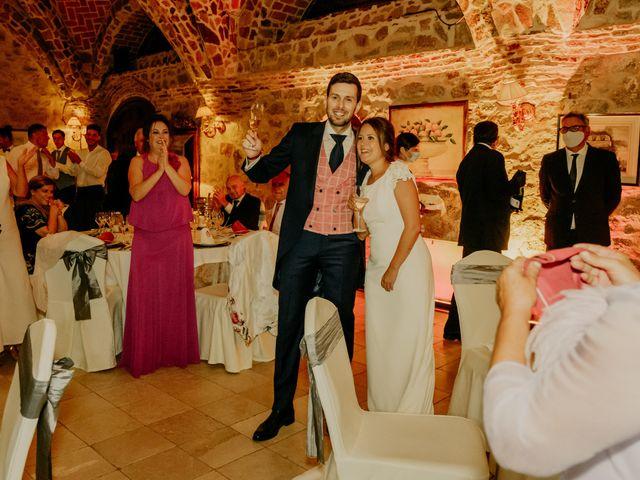 La boda de Silvia y Pablo en Mangiron, Madrid 63