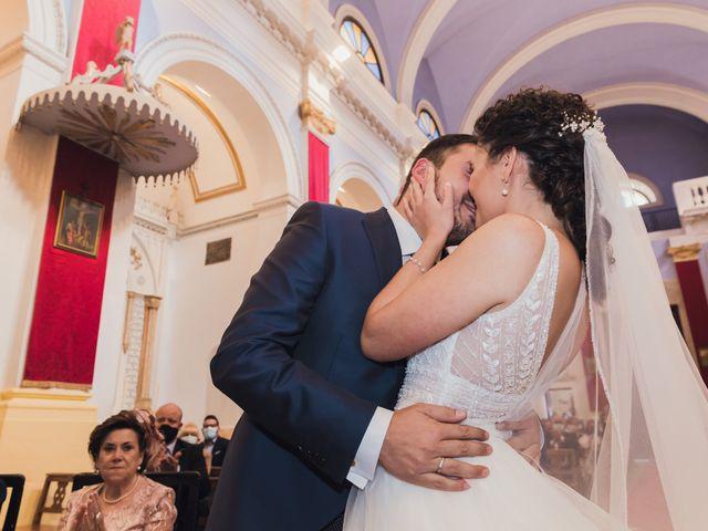 La boda de Juan Carlos y Laura en San Juan De Alicante, Alicante 22