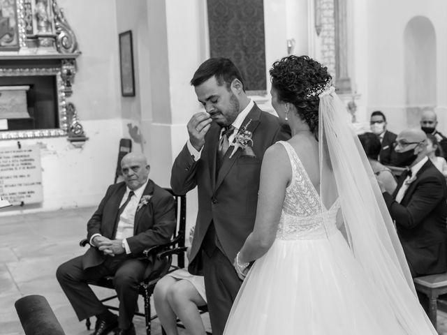 La boda de Juan Carlos y Laura en San Juan De Alicante, Alicante 19