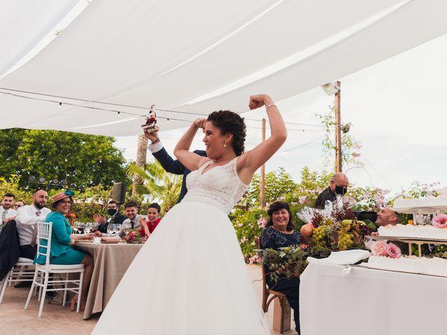 La boda de Juan Carlos y Laura en San Juan De Alicante, Alicante 35