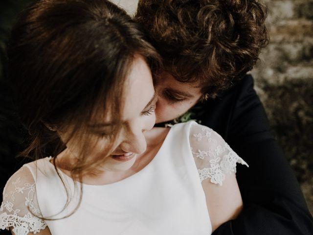 La boda de Carla y Paco