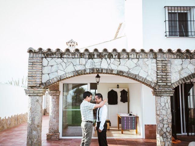 La boda de Rosa y Omar en Chiclana De La Frontera, Cádiz 10