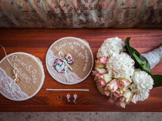 La boda de Rosa y Omar en Chiclana De La Frontera, Cádiz 16