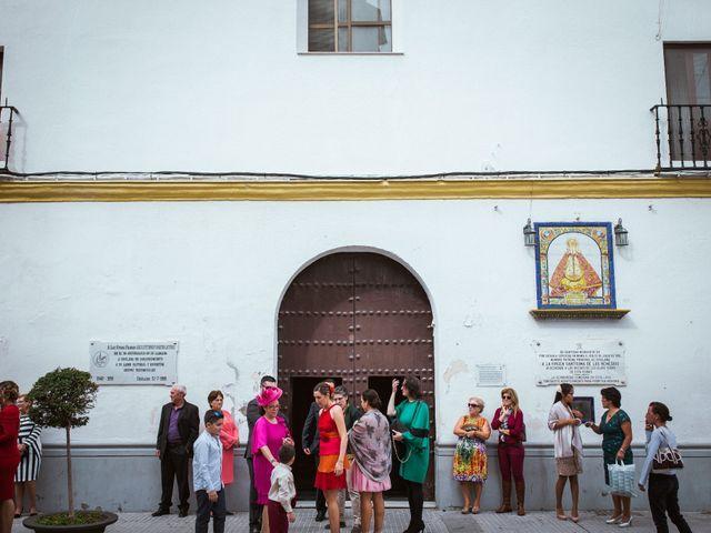 La boda de Rosa y Omar en Chiclana De La Frontera, Cádiz 19