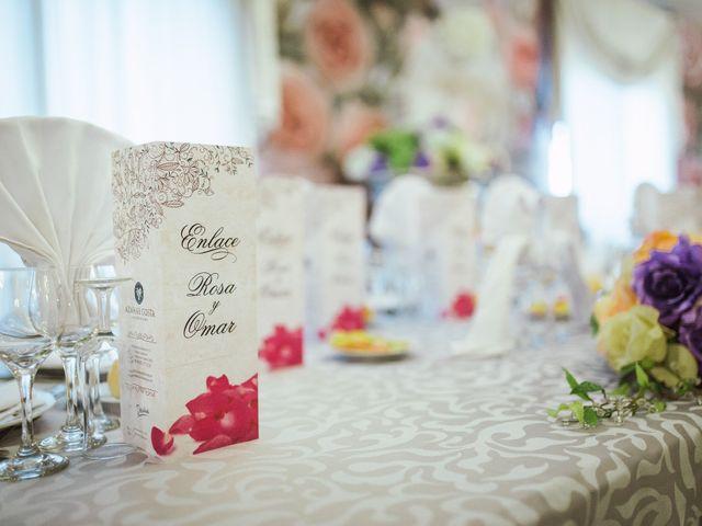 La boda de Rosa y Omar en Chiclana De La Frontera, Cádiz 29