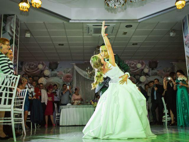 La boda de Rosa y Omar en Chiclana De La Frontera, Cádiz 39