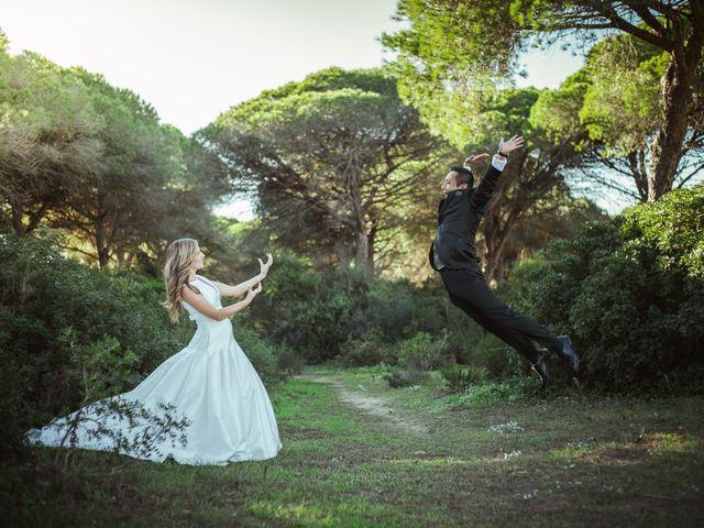 La boda de Rosa y Omar en Chiclana De La Frontera, Cádiz 49