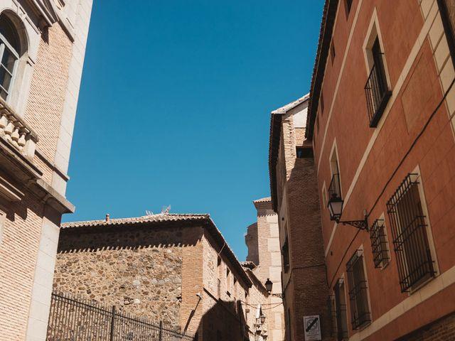 La boda de José y María en Toledo, Toledo 1