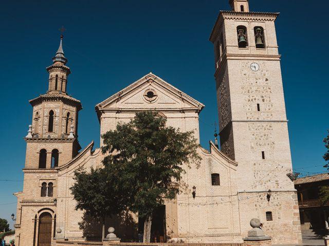 La boda de José y María en Toledo, Toledo 19