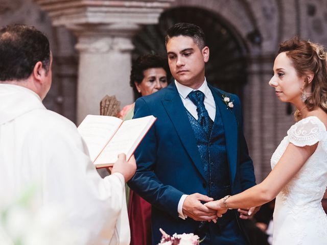 La boda de José y María en Toledo, Toledo 21