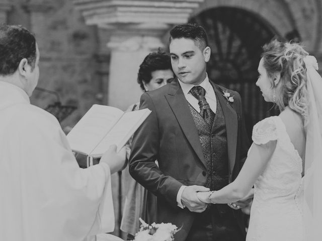 La boda de José y María en Toledo, Toledo 22