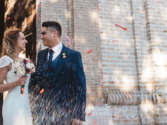 La boda de José y María en Toledo, Toledo 28