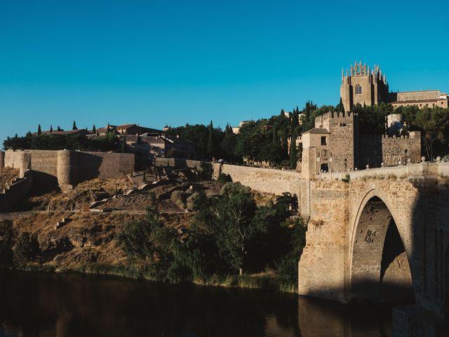 La boda de José y María en Toledo, Toledo 30