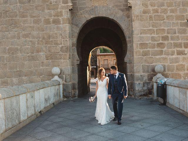 La boda de José y María en Toledo, Toledo 32