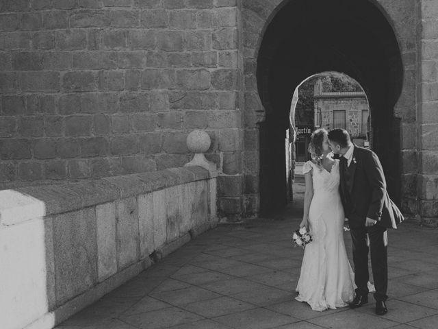 La boda de José y María en Toledo, Toledo 33