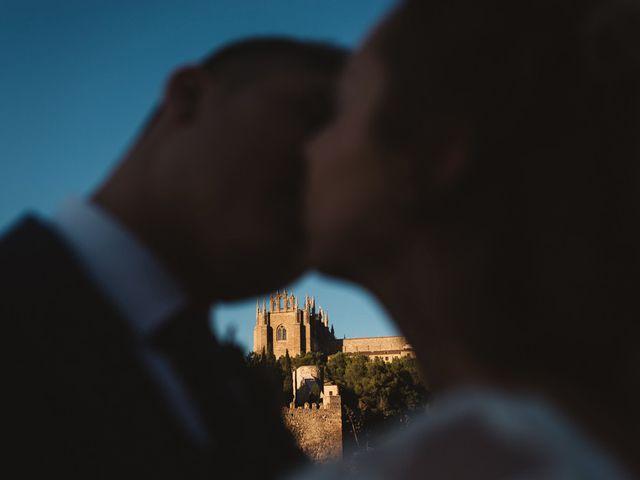 La boda de José y María en Toledo, Toledo 34