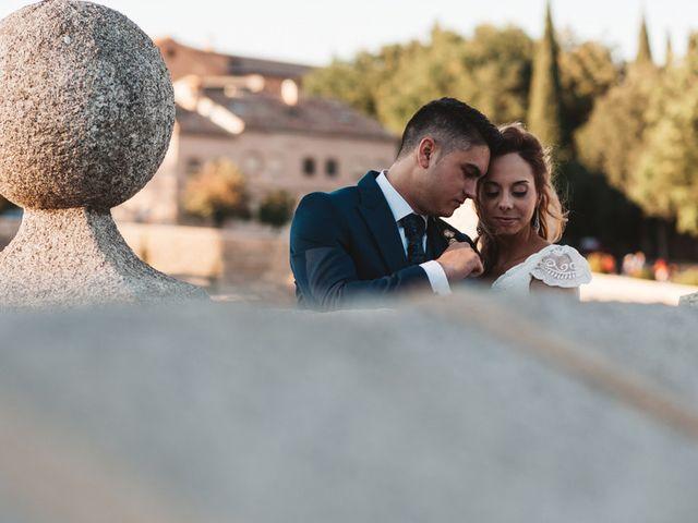La boda de José y María en Toledo, Toledo 36
