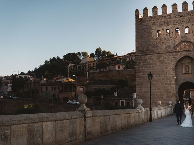 La boda de José y María en Toledo, Toledo 38