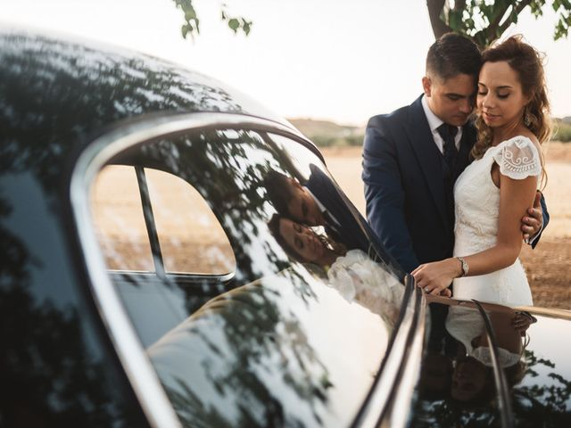 La boda de José y María en Toledo, Toledo 44