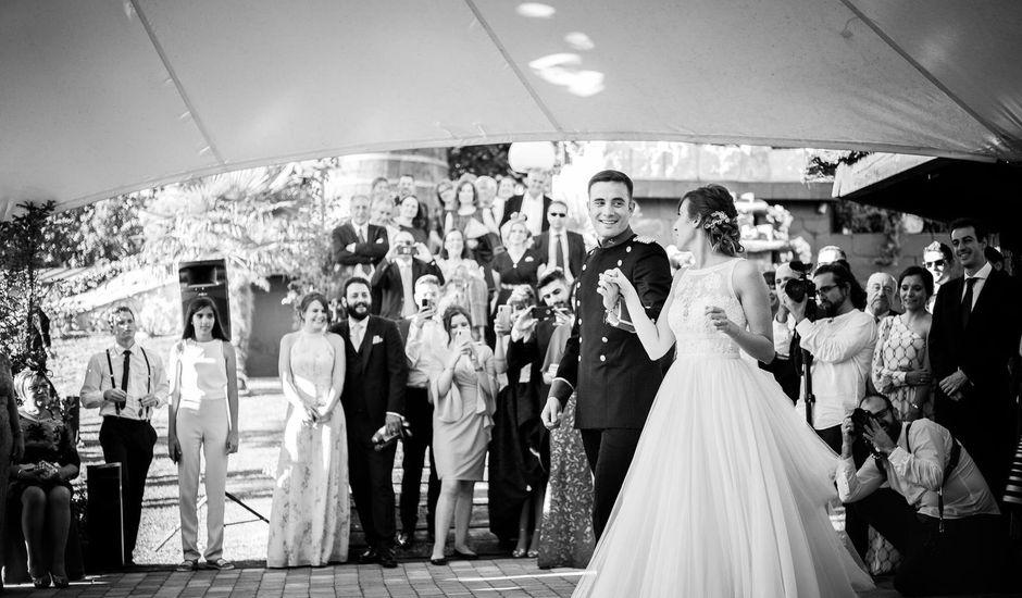 La boda de Abraham y Raquel en El Puente De Sanabria, Zamora